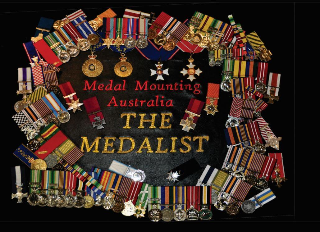 The Medalist | Medal Mounting Australia | Flash Storey